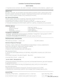 Resume Samples For College Students Seeking Internships Examples Functional