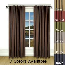 Blackout Curtains For Traverse Rods by Thermal Curtains Blackout Curtains Altmeyer U0027s Bedbathhome