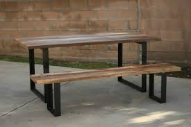 furniture 20 top designs diy reclaimed wood outdoor dining table