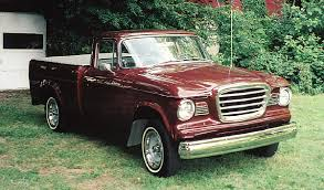 100 1960s Trucks For Sale Pickup Studebaker Pickup
