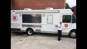 Jacksonville Salvation Army Canteen Heads To Houston | WJAX-TV