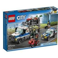 Kelebihan LEGO City - 60143 Auto Transport Heist Set Building Kid ... Lego City Police Tow Truck Trouble 60137 Target Building Toy Pieces And Accsories 258041 Custom Lego Here Is How To Make A 23 Steps With Pictures Alrnate Models Challenge 60044 Mobile Unit Town Fire Police Trucks Youtube Amazoncom 7288 Toys Games 2014 Brickset Set Guide Database Forest Hot Sale 706pcs 8in1 Swat Blocks Compatible Prices Philippines Price List 2018 60023 Starter Set