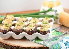 Happy Living Halloween Jalapeno Poppers by Jalapeno Popper Stuffed Mushrooms Low Calorie Low Fat Food