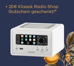 für anspruchsvolle klassik radio shop