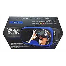 Tzumi Dream Vision Virtual Reality Smartphone Headset