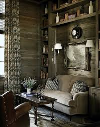 The Wood Ahhhh Country Chic Architect D Stanley Dixon And Designer Nancy Warren Create A New Vision Of Refined Rustic Living