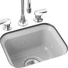 Undermount Bar Sink Black by K6589 U 0 Northland Undermount Bar Sink White At