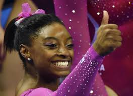 Simone Biles Floor Routine 2014 by Simone Biles Claims Gold At 2014 World Championships Houston