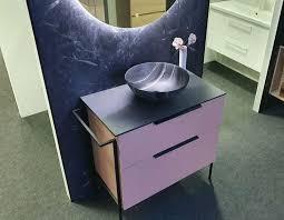 badmöbel 80 cm badezimmermöbel waschtisch rosa 1 265