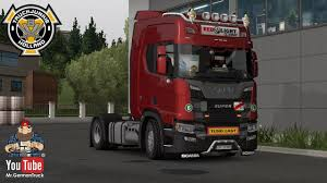100 Signs For Trucks ETS2 V132 On Your Truck Only For Standard SCS YouTube