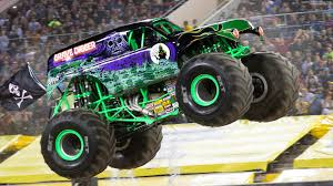 100 Monster Truck Oakland Jam At Arena RingCentral Coliseum In San