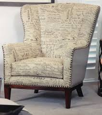Oversized Wingback Chair Slipcovers by Accessories Overstuffed Chair Cover Intended For Elegant
