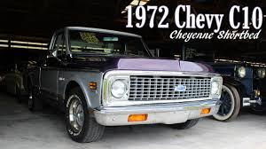 1972 Chevrolet C10 Cheyenne Shortbed Pickup - YouTube Lets See Some Blue 6772 Trucks The 1947 Present Chevrolet Chevy Truck Billet Alinum 5 Vane Ac Vents With Black Bezel Southern Kentucky Classics Welcome To Tci Eeering 631987 C10 Suspension Torque Arm Howto Power Steering Cversion 1972 Street Youtube Cheyenne Super 4x4 Pickup 12 Ton 72 Tim Inman Flickr Hot Rod Network 671972 Gauge Cluster Vhx Instruments Dakota Digital