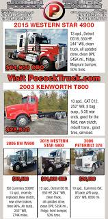 Truck Sales, Pocock Trucking, Sugar City, ID