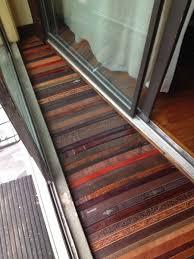 Repurposed Leather Belt Floors