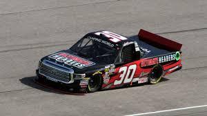 100 Jayski Trucks 2018 NASCAR Camping World Truck Series Paint Schemes Team 30