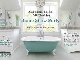 Come Party With Us At The Kitchens, Baths + All That Jazz Home ... Charleston Home Design Magazine Winter 2016 By Modern Home Design Magazine 2009 And Idea House Fall 2013 Our Kitchen For Crafted Meeting The Challenge Style One About Byrd Builders Best Of Both Worlds Of Spring