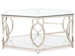 Mathis Brothers Sofa Tables by Magnussen Home Nevelson Hexagonal Cocktail Table Mathis Brothers