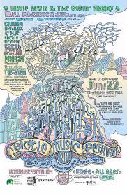 Bike Music Fest 2013 Poster