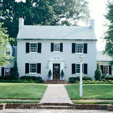 Pictures Small Colonial House by Colonial Style Home Ideas Curb Appeal Colonial And Exterior