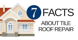 7 facts about tile roof repair