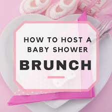 Afternoon Tea Ideas For Baby Shower