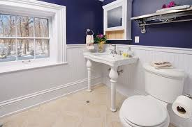 Royal Blue And Silver Bathroom Decor by 23 Amazing Purple Bathroom Ideas Photos Inspirations