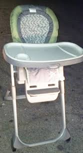 100 graco contempo high chair replacement seat cover sweet