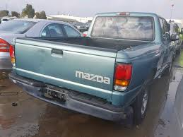 100 1994 Mazda Truck B3000 Cab For Sale At Copart Martinez CA Lot 26474619