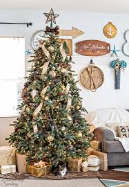 Balsam Hill Christmas Trees For Sale by Rustic Luxe Christmas Tree 12 Bloggers Of Christmas With Balsam