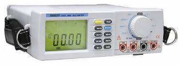 Bench Dmm by Bench Digital Multimeter True Rms With Rs232 Interface By