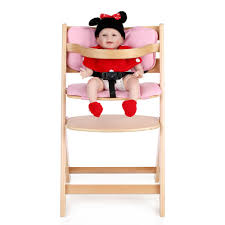 IKayaa Toddler Baby Wooden High Chair With Cushion Height Adjustable ... 2019 Soild Wood Baby High Chair Seat Adjustable Portable Abiie Beyond Wooden With Tray The Ba 2day Mamas And Papas In Al4 Albans For Costway Height With Removeable Brassex Back Office Leggett And Platt Recliner Living Room Affordable Chairs Antique Obaby Cube Highchair Amazoncom Sepnine Solid Wood Multi Adjustable High Chair N11 Ldon Fr 3500 Tripp Trapp Natural Price Ruced Babies Kids