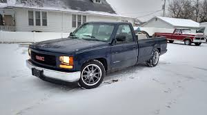 1994 GMC Sierra - Tyler T. - LMC Truck Life Gmc Sierra 1500 Questions How Many 94 Gt Extended Cab Used 1994 Pickup Parts Cars Trucks Pick N Save Chevrolet Ck Wikipedia For Sale Classiccarscom Cc901633 Sonoma Found Fuchsia 1gtek14k3rz507355 Green Sierra K15 On In Al 3500 Hd Truck Sle 4x4 Extended 108889 Youtube Kendale Truck 43l V6 With Custom Exhaust Startup Sound Ive Got A Gmc 350 It Runs 1600px Image 2