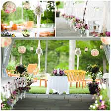 Small Outdoor Wedding Ideas Decor