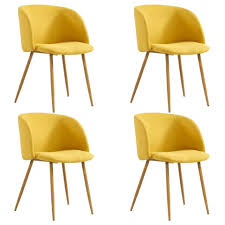 vidaxl esszimmerstuhl farbe gelb kaufen otto