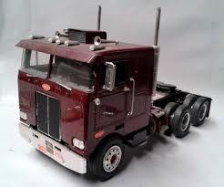 100 Toy Peterbilt Trucks Built Vintage AMT 1970s Cabover Diesel Truck S Of
