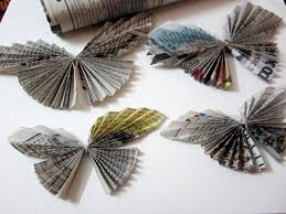 Crafts Out Of Paper