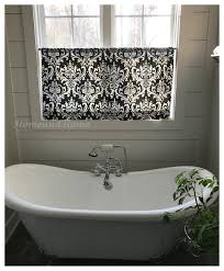 Curtains Ideas ~ Bathroom Window Treatments For Woven Shades And ... Splendid Black And White Bathroom Window Treatments Coverings Lowes Top 76 Brilliant How You Can Make Classy Romantic Curtains Ideas Paris Themed Shower Curtain Colors Stunning Vinyl A Creative Mom Bath For Windows House Home Sale Small Master In Door Cover Sink Waterproof All About House Design Unique 50 Inside 19 Window Coverings For Bathrooms Innovative Covering 29 Most Fantastic Furnishing Seal Treatment The Shade Store