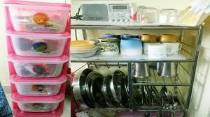 Small Kitchen Organizing Ideas Small Kitchen Storage Kitchen Organization Ideas Storage Ideas In Telugu