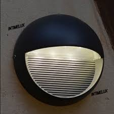 91308 led half cover surface mounted led outdoor wall light buy