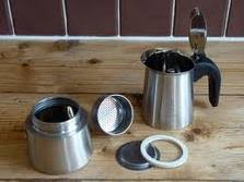 Maintaining Stove Top Espresso Makers
