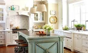 French Country Kitchen Island Enthralling Best Ideas On Rustic Of