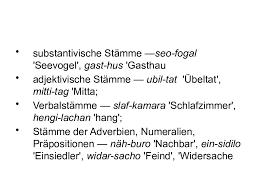 wortschatz der deutschen sprache aus diachronischer sicht