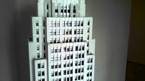 100 Millenium Towers Nyc HO Scale NYC Millennium North YouTube