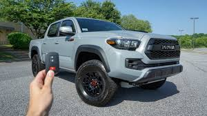 2017 Toyota Tacoma TRD PRO: Start Up, Exhaust, Test Drive, CRAWL And ... New 2018 Toyota Tacoma Trd Sport Double Cab In Tallahassee M014205 The 2017 Pro Is Bro Truck We All Need 2019 East Petersburg Lineup Is Even More Impressive By Kingston Off Road 5 Bed V6 At Santa Top Speed Fe First Drive No Pavement No Problem 2015 Series Test Review Car And Driver