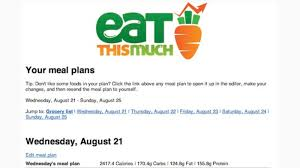 Eat This Much Automatically Builds Meal Plans And Menus For ... Platejoy Reviews 2019 Services Plans Products Costs Plan Your Trip To Pinners Conference A Promo Code Nuttarian Power Prep Program Hello Meal Sunday Week 2 Embracing Simple Latest Medifast Coupon Codes September Get Up 35 Off Florida Prepaid New Open Enrollment Period Updated Nutrisystem Exclusive 50 From My Kitchen Archives Money Saving Mom 60 Eat Right Coupons Promo Discount Codes How Do I Apply Code Splendid Spoon