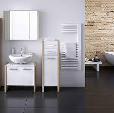 badmöbel set weiß sonoma eiche badezimmermöbel badezimmer