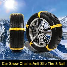 Car Snow Chains Anti Slip Tire 3 Nail - Tooth Strap Snow Chains Tire ... How To Buy Tire Chains Pep Boys P22575r15 P23575r15 Lt275r15 Gemplers Noenname_null 1pc Winter Truck Car Snow Chain Black Antiskid Rud Grip 4x4 Midwest Traction Titan Mud And Off Road Wide Base Link 10mm Thule 16mm Xb16 High Quality Suvtruck Size 265 Glacier Vbar With Cam Tighteners For Dual Tires 1 Its Not Too Early To Be Thking About Adventure Journal Trucks Olympia Sprint Amazoncom 2028c Light Cable