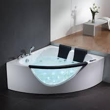 whirlpool badewanne eckeinbau freistehend raumspar whirlpoolwanne badewanne bad