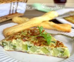 cuisine de courgettes omelette espagnole ou tortilla aux courgettes amour de cuisine